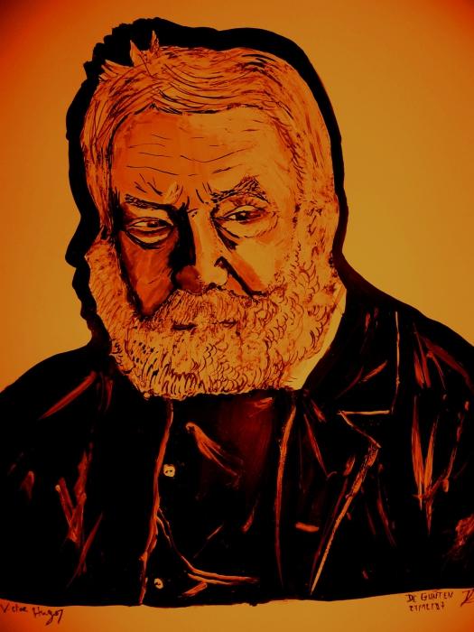 Victor Hugo by JIM